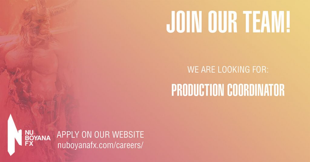 production-coordinator-job-offer